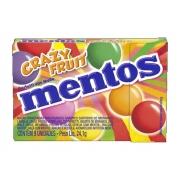 Mentos sabor Crazy Fruit slim box  unidade