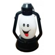 Mini Lanterna Halloween Decoração Dia Das Bruxas