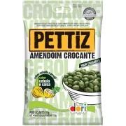 Pettiz Amendoim Crocante ao forno sabor cebola e salsa 150 g