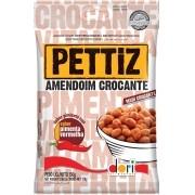 Pettiz Amendoim Crocante ao forno sabor pimenta vermelha 150 g