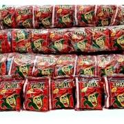 Pipoca emilia fardo com 50 pacotes ( pacote com 12 g )