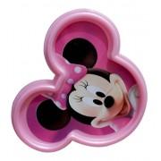 Pote Minnie Para Lembrancinha Kit Com 6 Unidades De 300 Ml