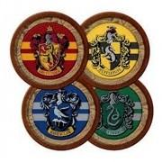 Prato Redondo Harry Potter 8 unidades festcolor