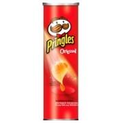 Pringles Batata chips sabor original 114 g Promoção !!