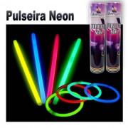 Pulseira Neon ( Com 100 Unidades )