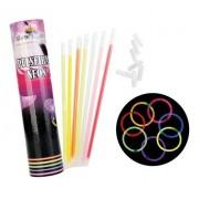 Pulseira Neon Kit Com 50 Unidades