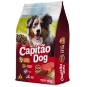 Ração Adimax Capitão Dog Sabor Carne  para Cães 14 kg