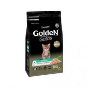 Ração Golden Frango Gatos filhotes ingredientes naturais 1 kg