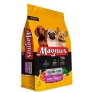 Ração Magnus Petit  Cães pequeno porte Sabor Carne e vegetais1 Kg