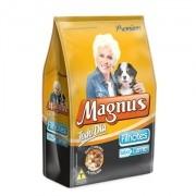 Ração Magnus Todo dia  Cães Filhotes Sabor Carne 1 Kg
