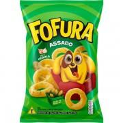 Salgadinho Fofura Sabor Cebola 10 pacotes de 47 g