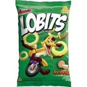 Salgadinho Lobits sabor cebola 10 unidades
