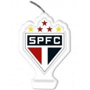 São Paulo Vela Aniversário Produto Original Licenciado !!!