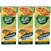 Suco Néctar De Maracujá Nutri 200 ml Pack 3 Unidades