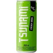 Tsunami Energy Drink Lemon Fresh Energético 269 ml