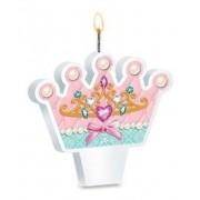 Vela Aniversário Princesas  Junco Novidade