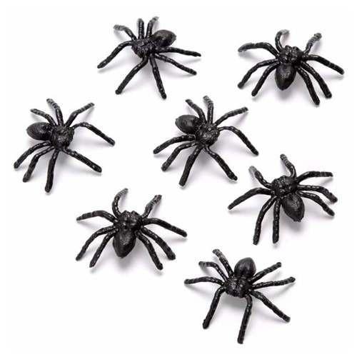 Aranhas Halloween 12 unidades
