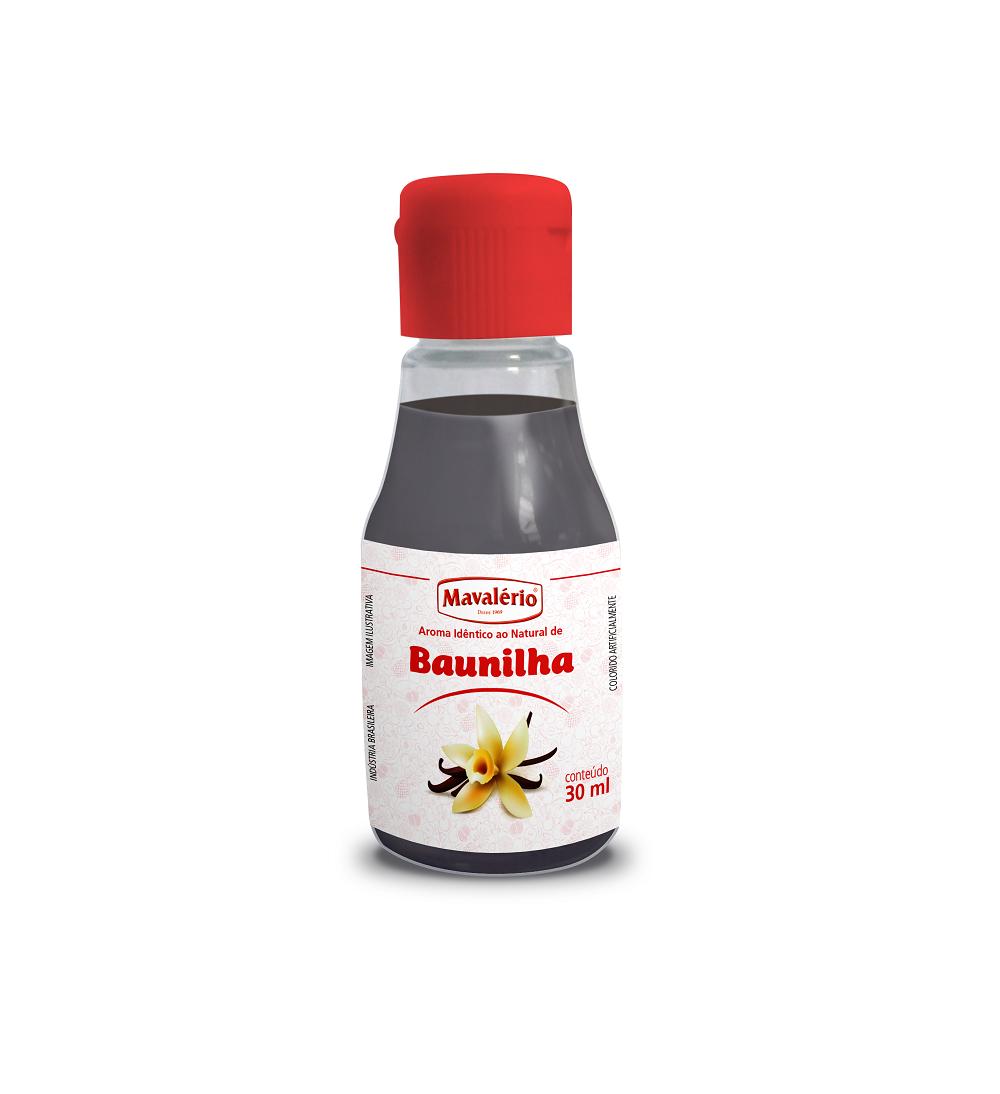 AROMA BAUNILHA MAVALÉRIO 30 ml