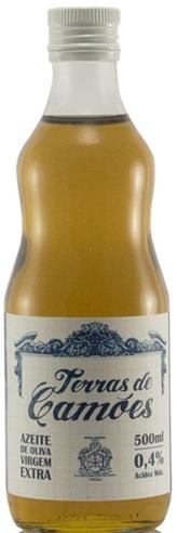 Azeite de oliva extra virgem Terra de Camões 500 ml