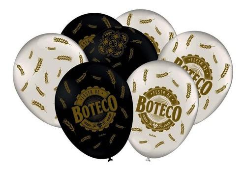 Balão Festa Do Boteco