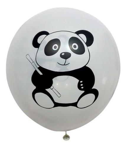 Balão Urso Panda 11 Polegadas