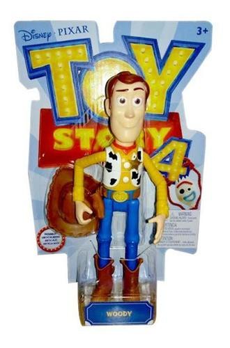 Boneco Wood Toy Story 4 Mattel Produto Original !