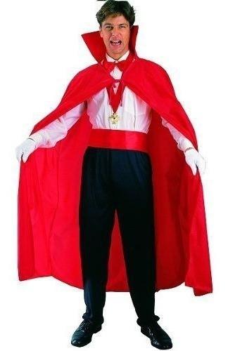 Capa Drácula Vermelha !!
