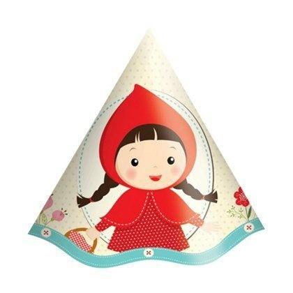 Chapéu Chapéuzinho Vermelho
