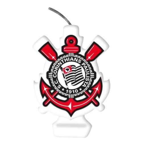 Corinthians Vela Aniversário Produto Original Licenciado !!!