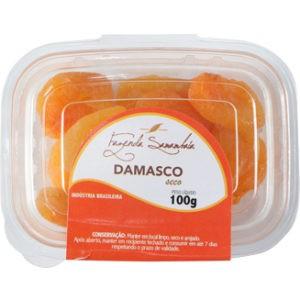 Damasco seco emb. 100 g Promoção