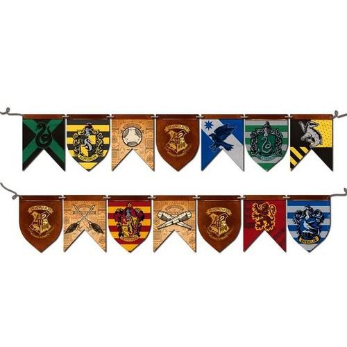 Faixa Decorativa Harry Potter