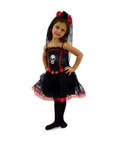 Fantasia Bruxinha Senhorita Bonita Halloween