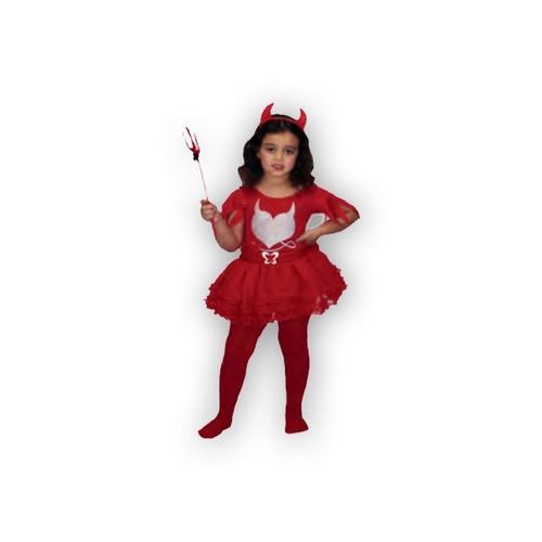 Fantasia Diabinha Vermelha
