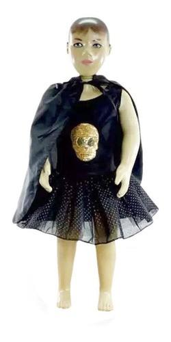 Fantasia Halloween Vampirinha Baby
