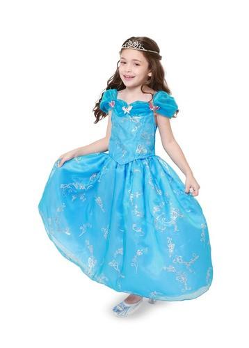 Fantasia Princesa Cinderela De Ótima Qualidade