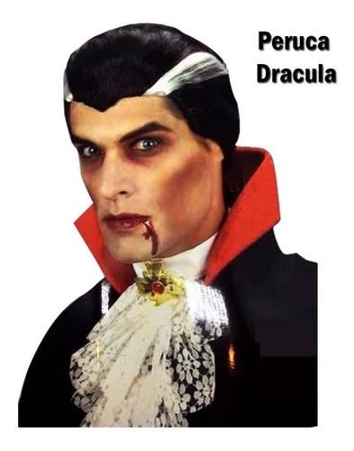 Peruca Drácula / Vampiro