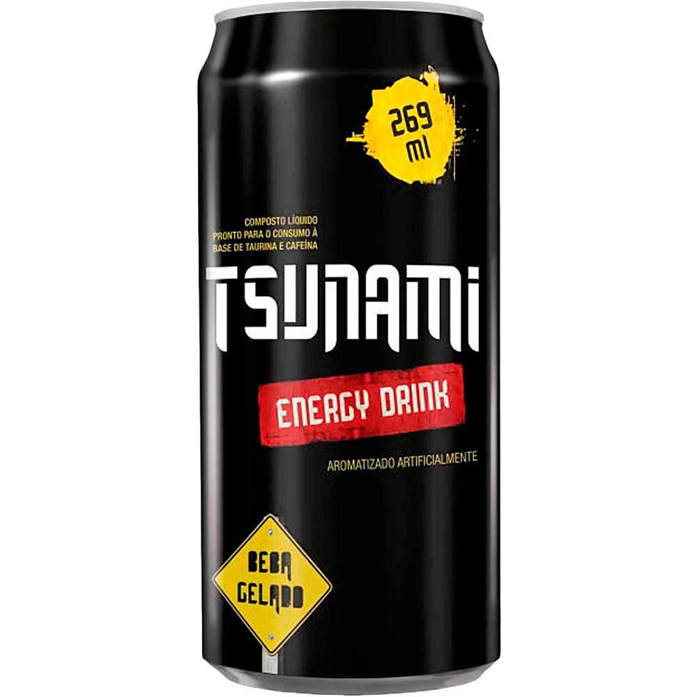 Tsunami Energy drink Original Energético 269 ml