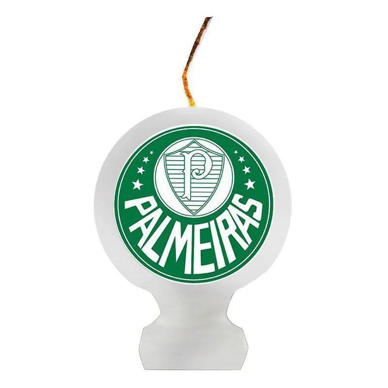 Vela Palmeiras aniversário produto licenciado !