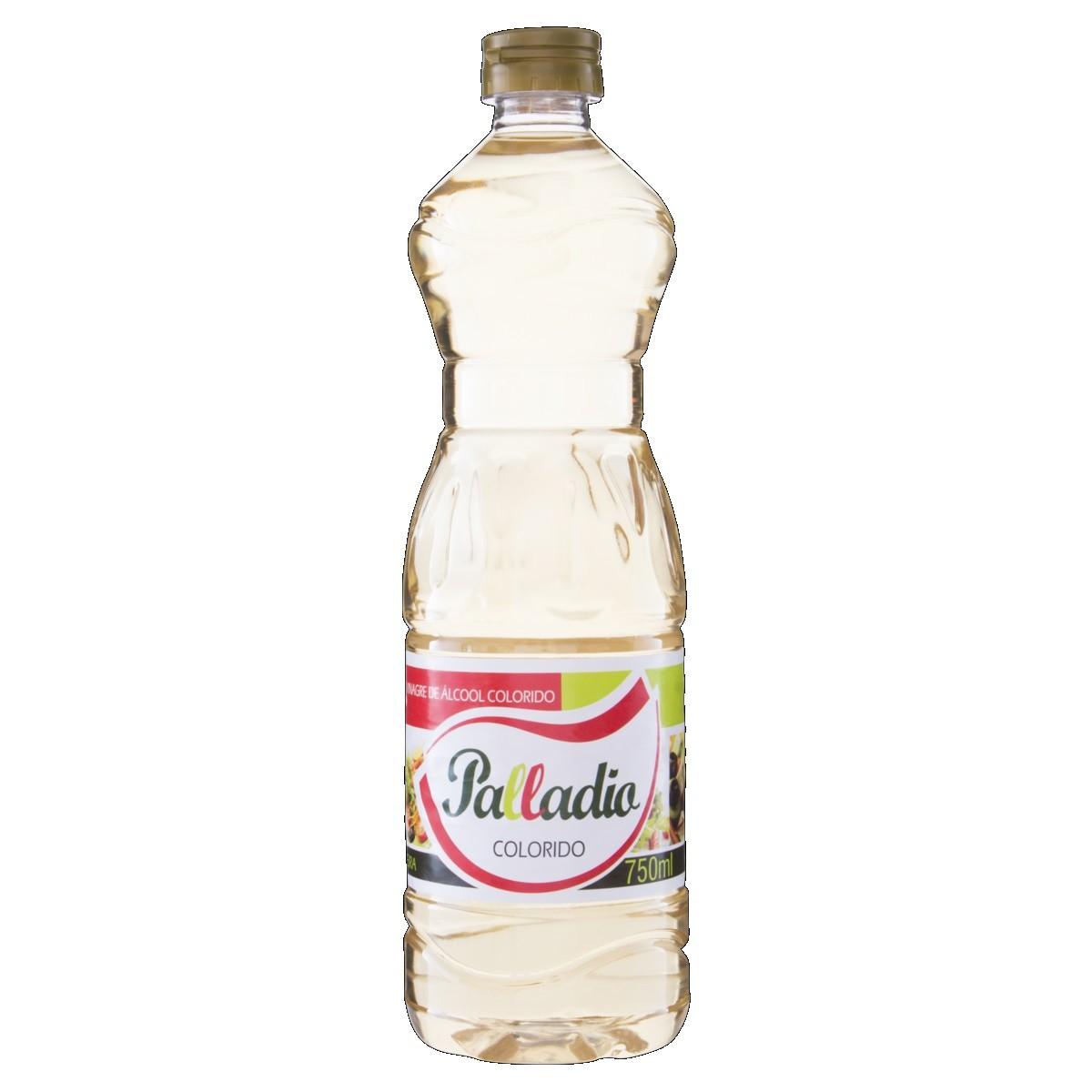 Vinagre de álcool colorido Palladio 750 ml
