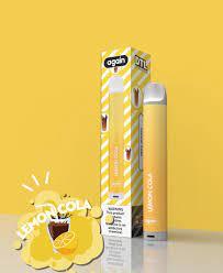 AGAIN -  DTL Lemon Cola 2% nic 500 puffs