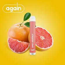 AGAIN -  DTL Sweet Grapefruit Descartavel 2% nic 500 puffs