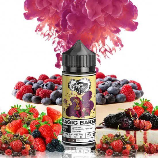 B SIDE - Gummi Juice 30ml