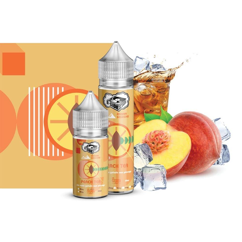 B SIDE - Peach Tea Salt 30ml