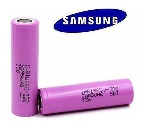 Bateria Samsung 30Q 18650 - 3000mAh