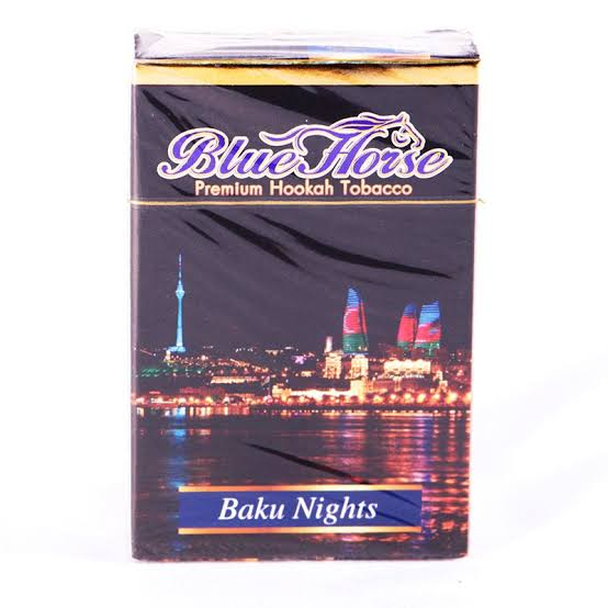 BLUE HORSE - Baku Nights 50g (P/ NARGUILE)