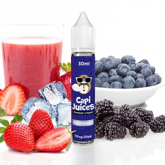 CAPI JUICES - Heisenberry  30 ml