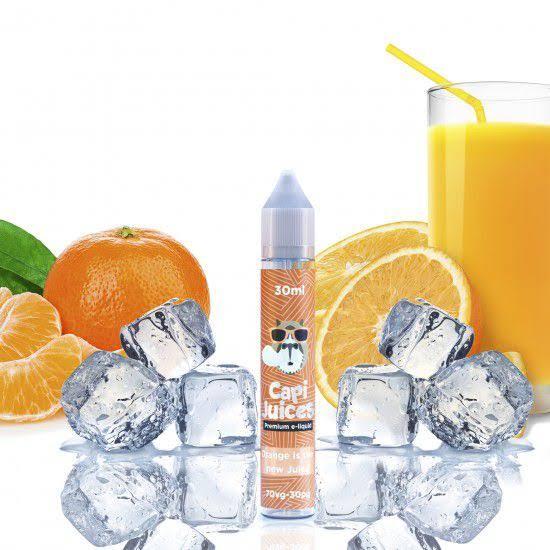 CAPI JUICES - Orange is the new juice 30ml