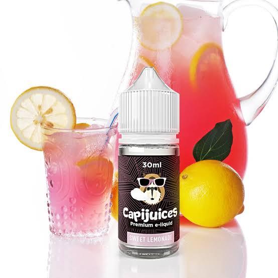 CAPI JUICES - Sweet Lemonade Salt 30ml