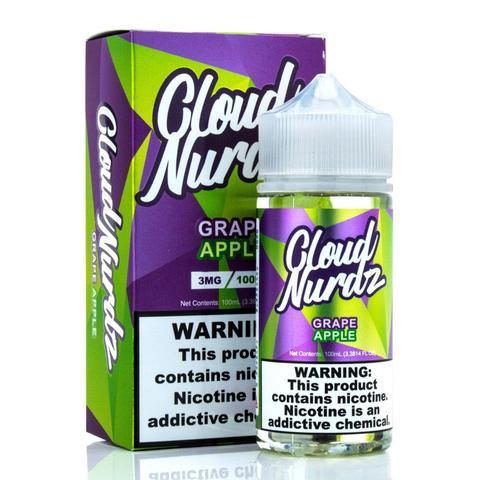 CLOUD NURDZ - Grape Apple Iced 100 ml