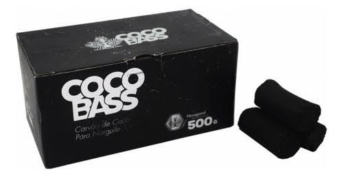 COCO BASS - Carvão de Coco 500g